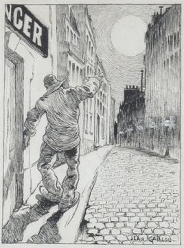 Soulauds, 1888