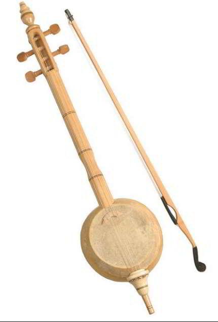 Bagaiman Memainkan Alat Musik Tradisional Rebab Seni Musik