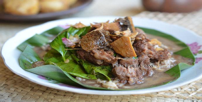 Nasi Pindang Kerbau, kuliner yang disukai wisatawan
