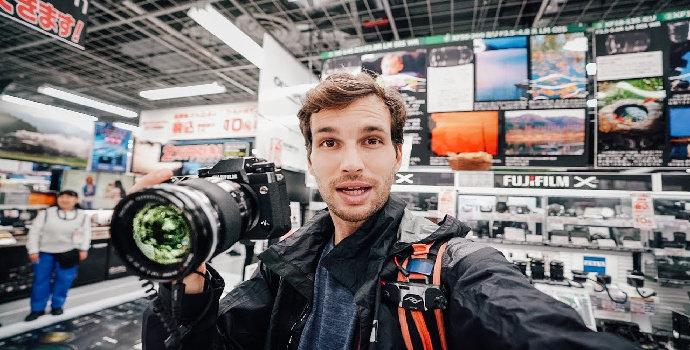 Apa saja panduan untuk memilih kamera ?