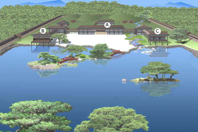 Taman shinden-zukuri