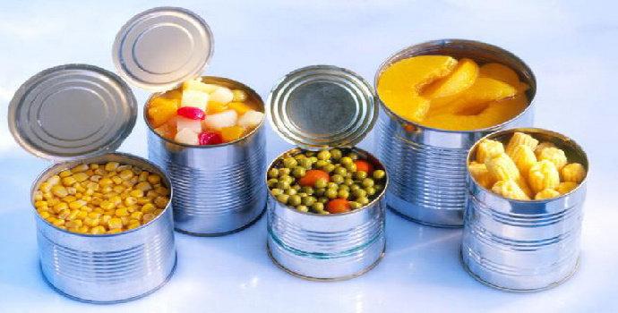 Sayuran yang bisa disimpan dalam kaleng