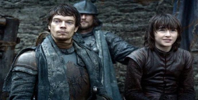 Teon Captures Winterfell