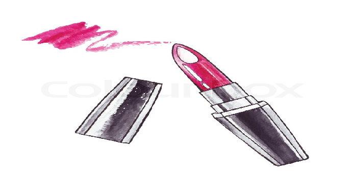 Bagaimana Cara memilih lipstik untuk bibir kering?