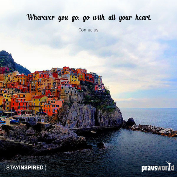 Go With All your heart
