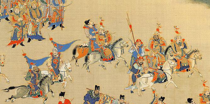 Prajurit Dinasti Ming