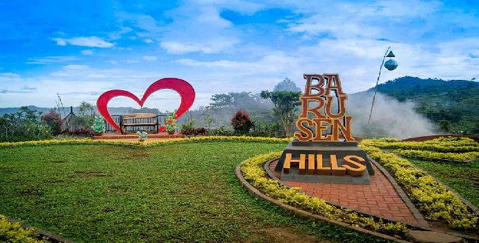 Barusen Ciwidey Hills