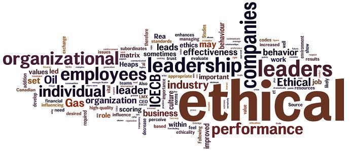 etika kepemimpinan