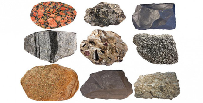 jenis batuan sedimen