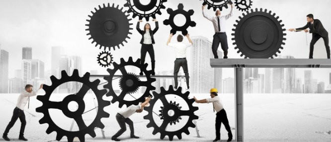 Teori Manajemen Administrasi administrative general management theory