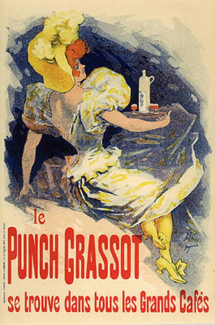 Le Punch de Grassot, 1890