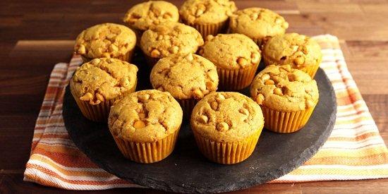 muffin-panggang