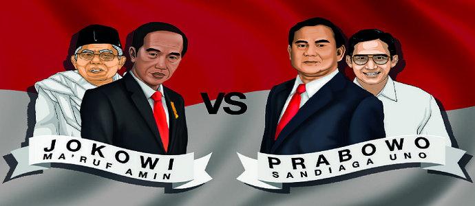 pemilihan presiden Indonesia 2019
