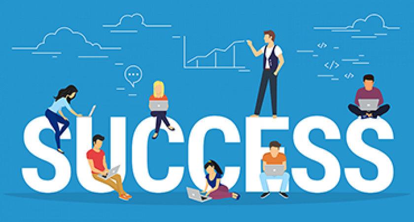 Sukses adalah usaha