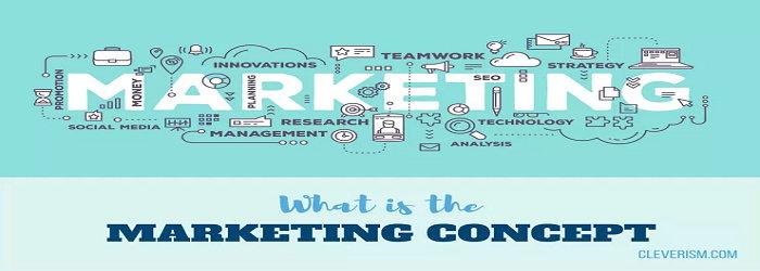 Konsep Manajemen pemasaran