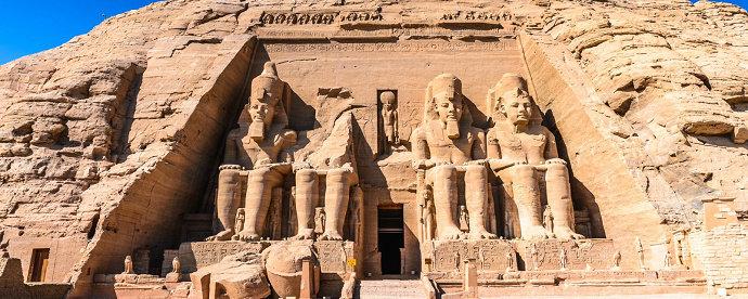 Kuil Abu Simbel