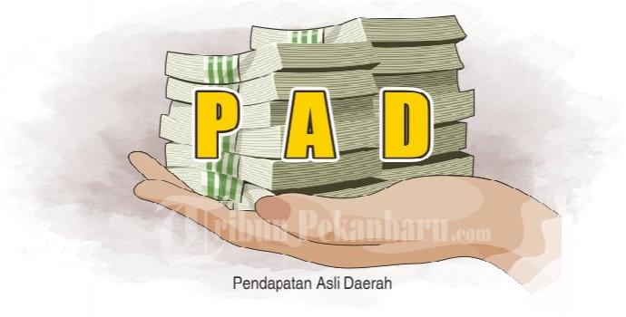 Apa yang dimaksud dengan Pendapatan Asli Daerah (PAD) ?