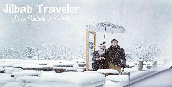 Jilbab Traveler: Love Sparks in Korea