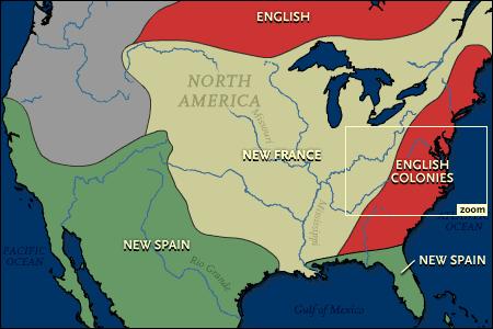 Koloni Amerika Utara