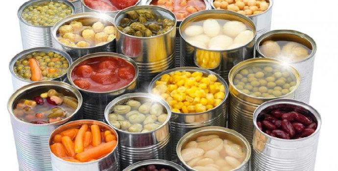 Jenis makanan apa yang baik disimpan dalam kaleng?
