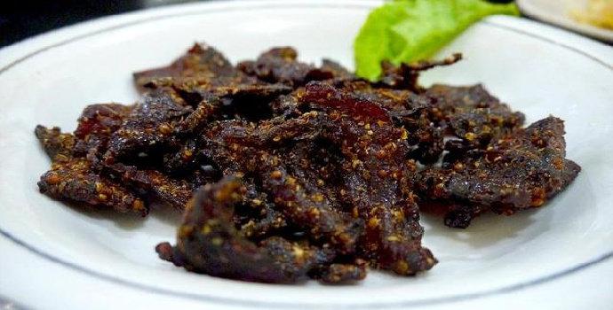 Dendeng, Ragam Lauk Kering Berbahan Daging
