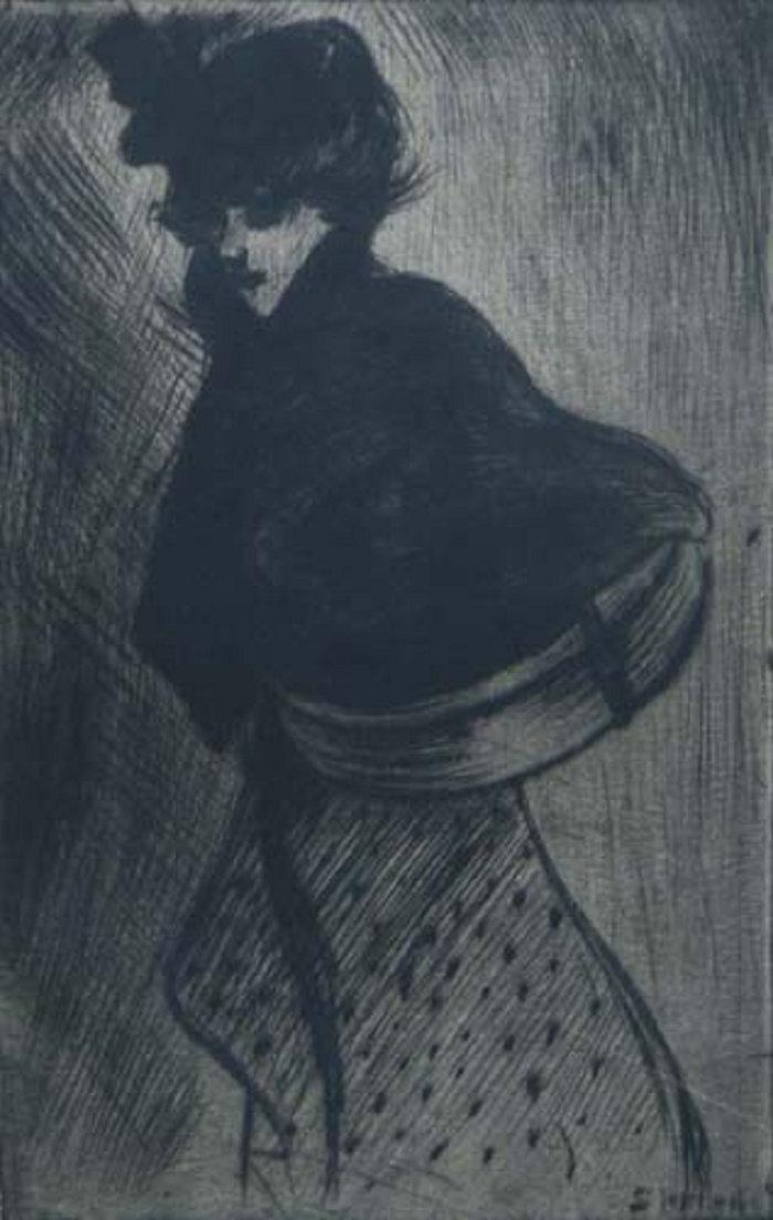 La Modiste, 1898