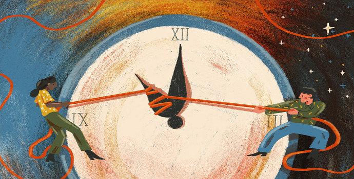 Persepsi Waktu