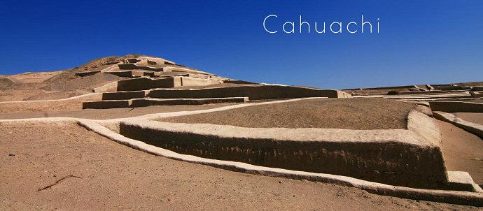 Piramida Cahuachi