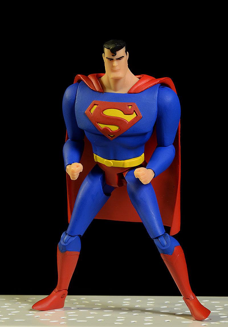 Superman The Animated Series Superman /& Lois Lane Action Figure 2-Pack