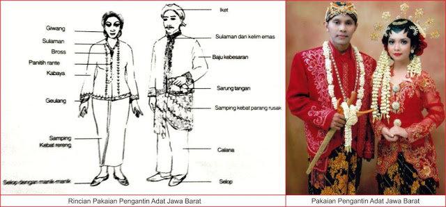 Bagaimana Karakteristik Pakaian Adat Jawa Barat Ilmu Fashion Dictio Community