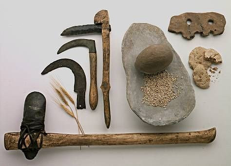 Alat-alat Zaman Neolitikum