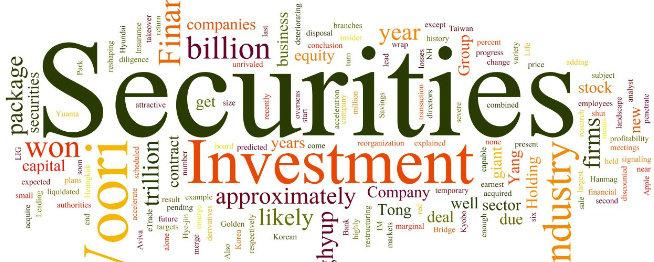 Apa Yang Dimaksud Dengan Surat Berharga Atau Securities