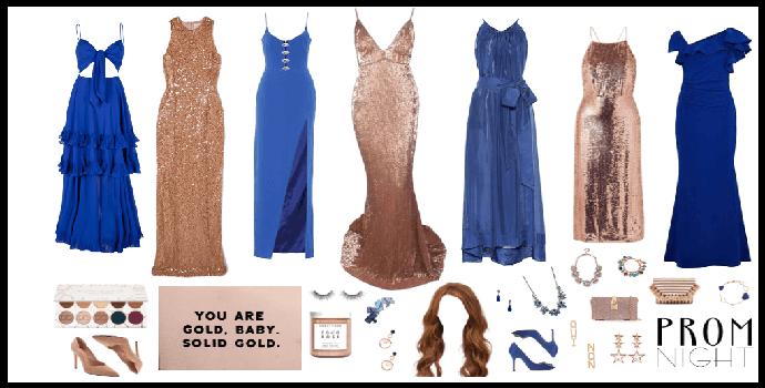 biru dengan gold