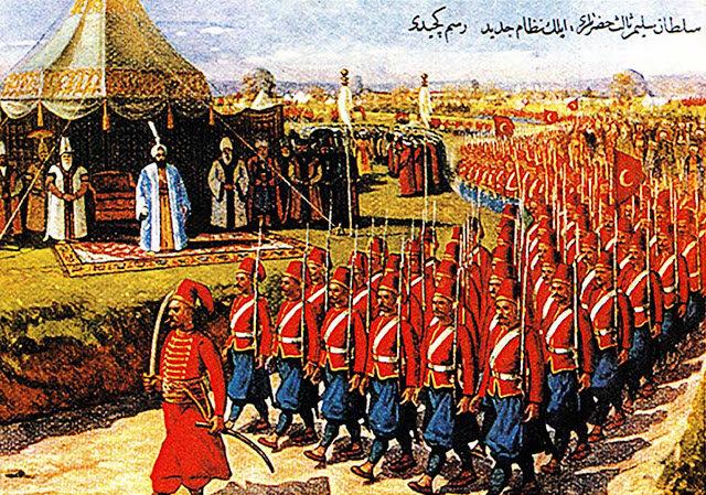 pasukan Janissari