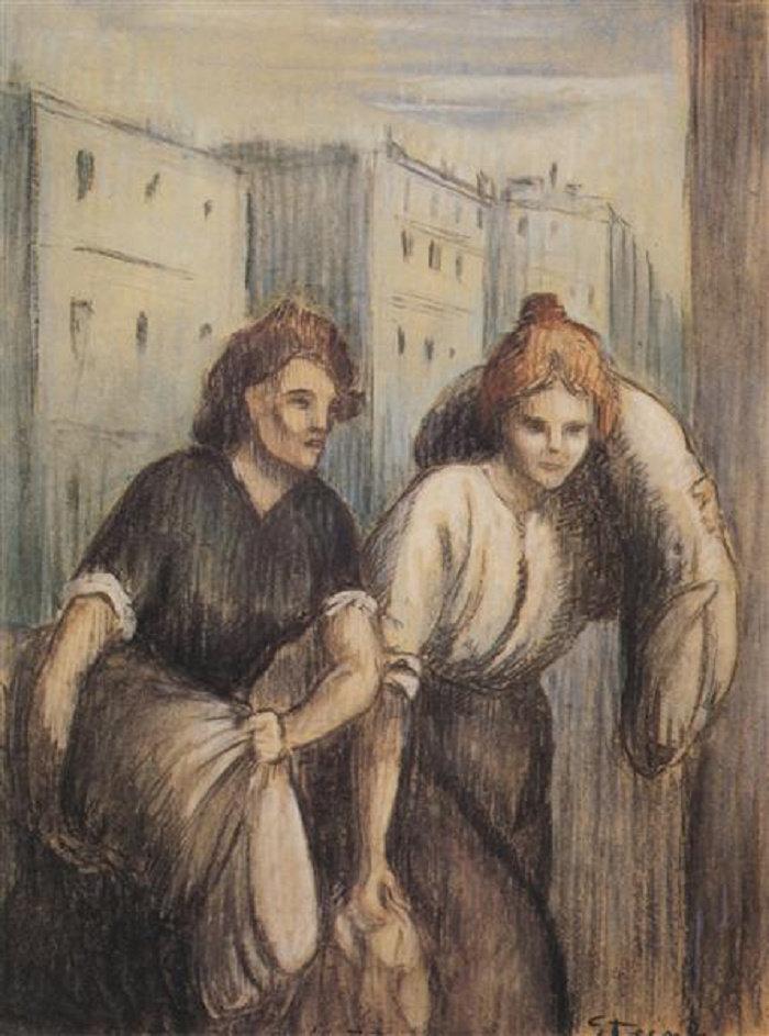 Laundresses, 1897
