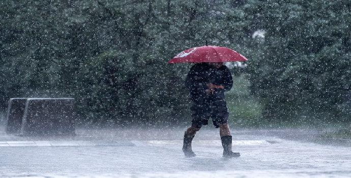 aroma hujan