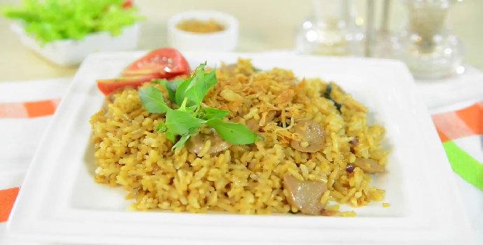 Resep Nasi Goreng Kemangi