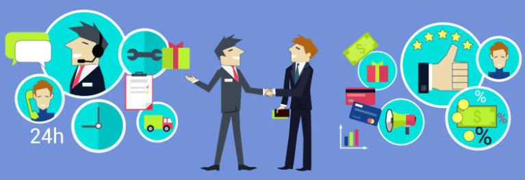 Hubungan Pemasaran