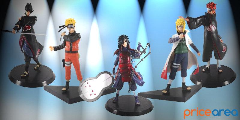 Koleksi Action Figure Naruto Murah Beli Di Toko Online Model Kit