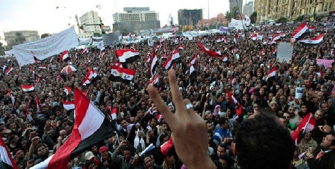 Revolusi Mesir (2011) dan Penggunaan Teknologi Informasi dan Komunikasi