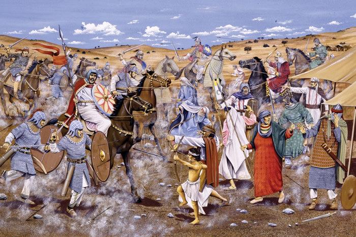 Pertempuran Yarmuk