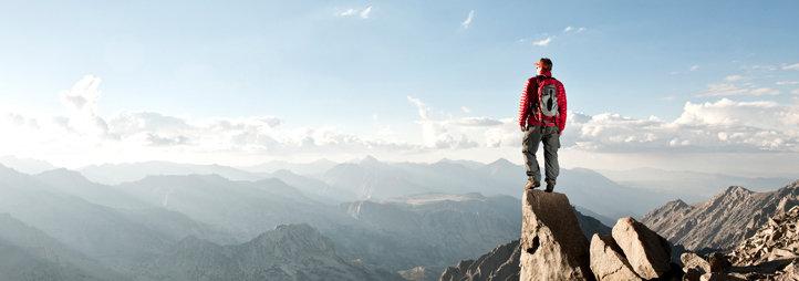 quotes motivasi jangan memandang gunung sebagai hambatan