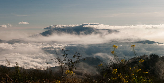 mendaki Gunung Butak lewat Princi Dau