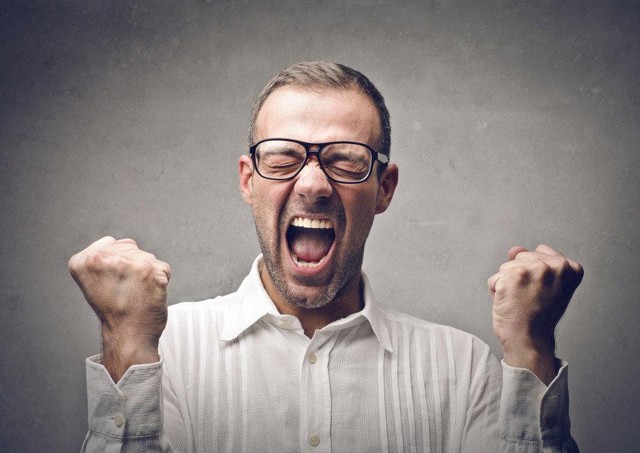 Orang-orang yang sukses adalah mereka yang memiliki antusiasme yang besar