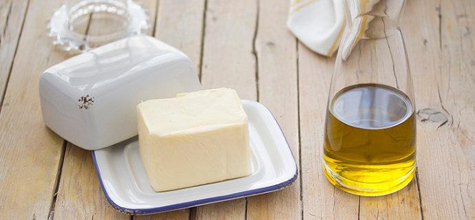mentega atau minyak