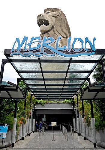 the-merlion-tower-di-pulau-sentosa