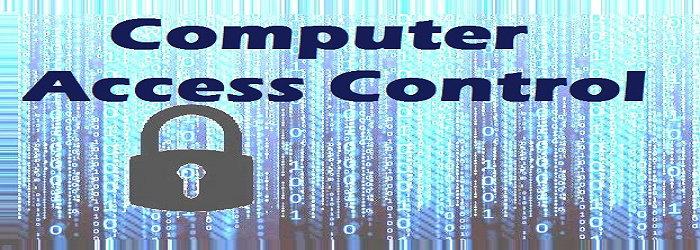 Kontrol Akses pada Komputer