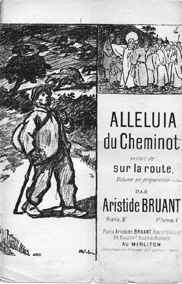 Alleluia de Cheminot, 1889