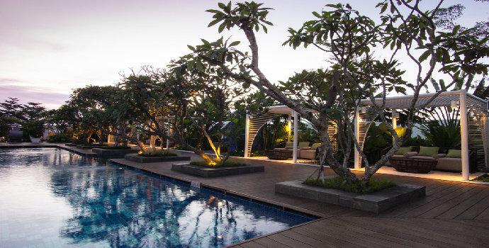 hotel nyaman di Tangerang