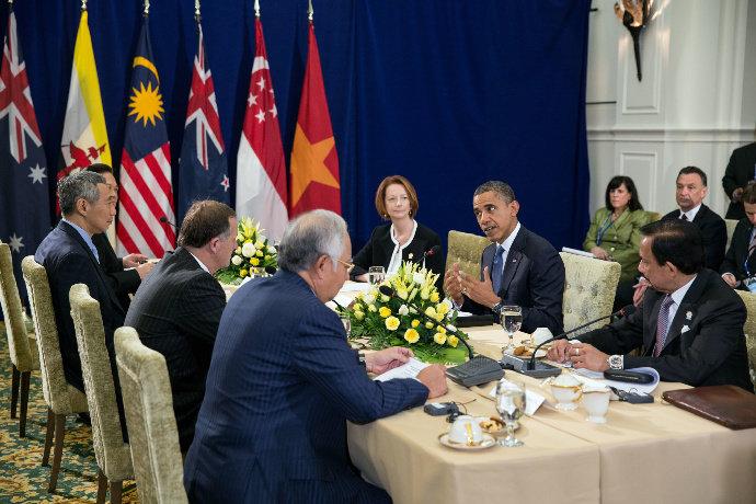 Apa yang dimaksud Kebijakan Pivot to Asia?